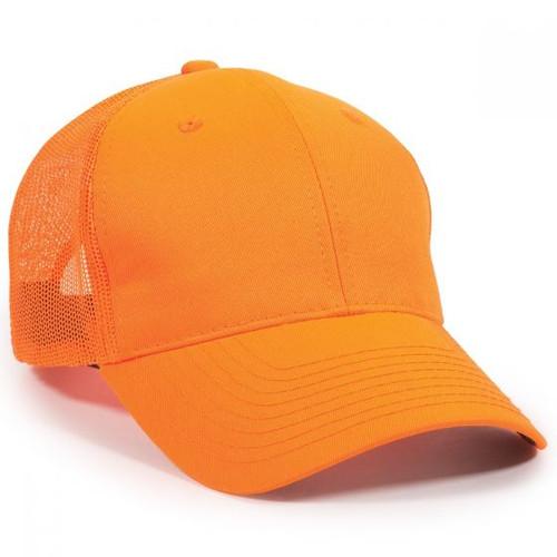 Blaze Mesh Back Cap