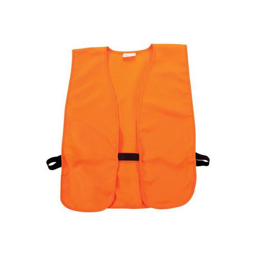 Blaze Orange Hunting Vest Adult