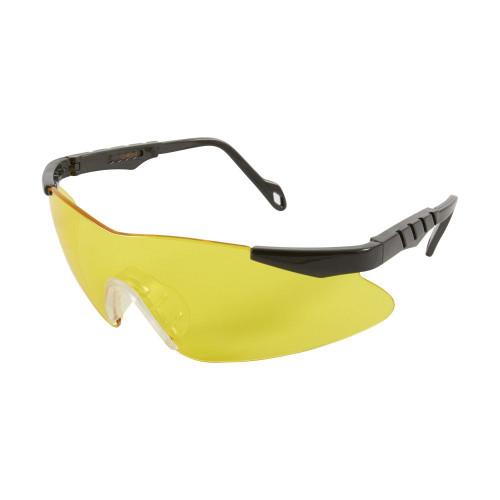 Reaction Shooting Glasses Yellow