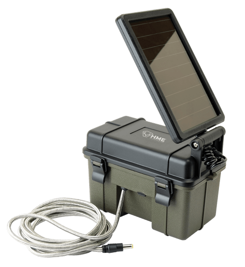 Trail Camera 12V/Solar Auxiliary Power Pack