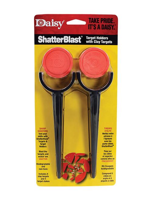 Shatterblast Targets W/Holders
