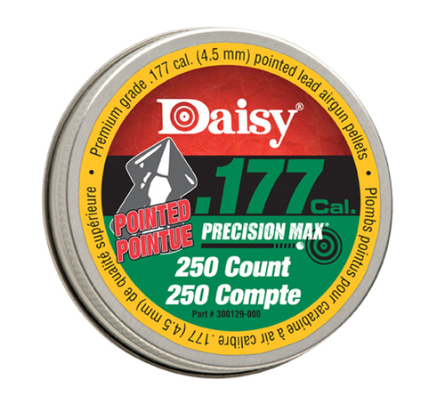 .177 Cal Pointed Pellets 250/Tin