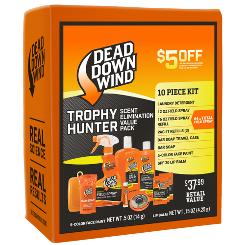 Trophy Hunter Kit W/$5 Rebate
