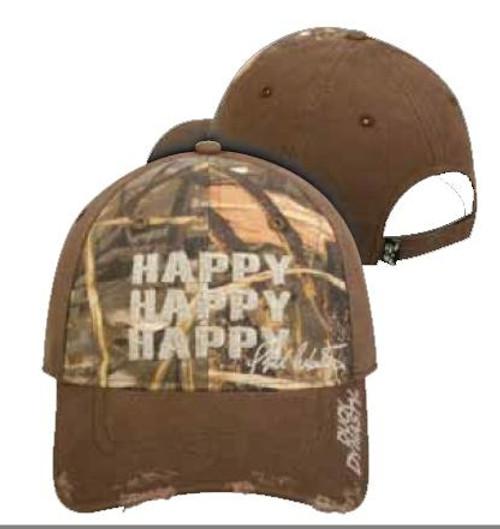 Duck Dynasty Realtree Max-4 Happy/Happy Cap