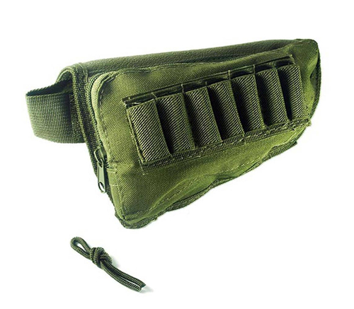 Modify Rifle Stock Ammo Pouch - OD