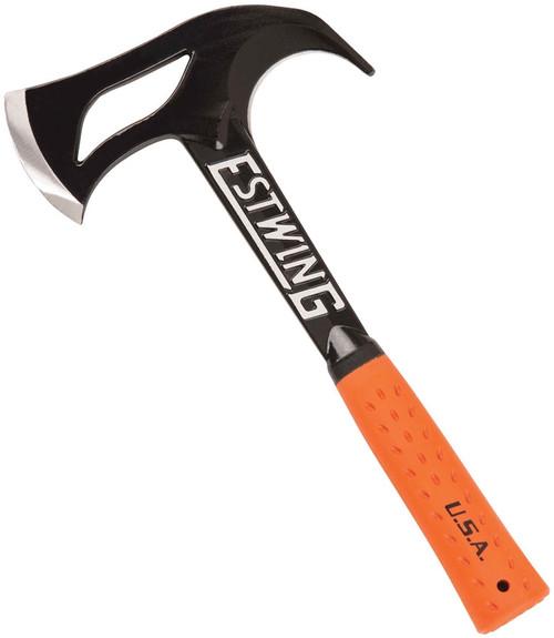 Orange Hunter's Axe