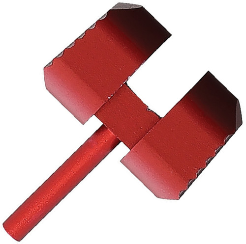 Manix 2 Ball Cage Lock Red