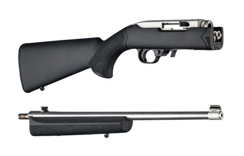 Ruger 10/22 Takedown Blk Overmold Stock STD BBL Channel