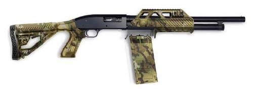 Sidewinder Venom 12 Ga. W/10Rd Box Mag Black TIN-W5326BL