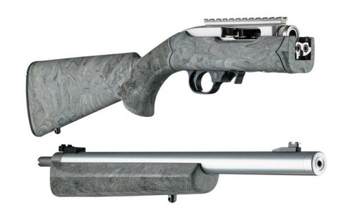 Ruger 10/22 Takedown Grn Overmold Stock .920 Channel