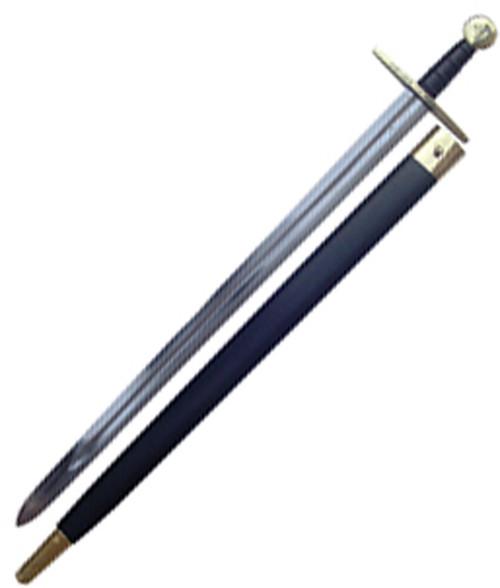Crusader Style Templar Sword