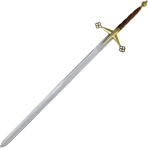 Twisted Hilt Claymore