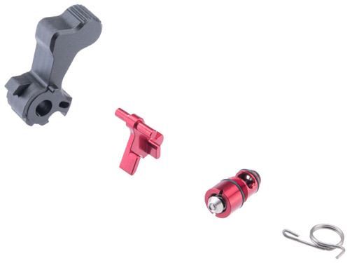 Laylax / Nine Ball Lightweight Trigger Pull and Valve Kit for Tokyo Marui SOCOM Mk23 Gas Blowback Airsoft Pistols