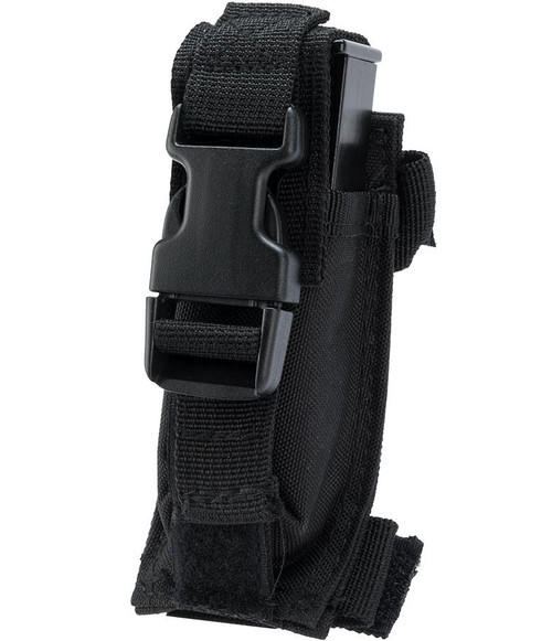 Horizontal MOLLE / Belt Mounted Pistol Magazine Pouch