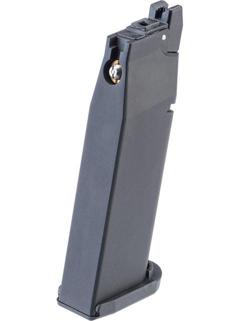 ICS 22 Round Green Gas Magazine for SAR 9 Gas Blowback Airsoft Pistols