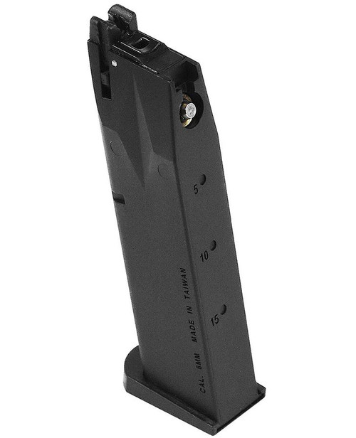 ICS 20rd Magazine for BLE BM9 Series Airsoft GBB Pistol