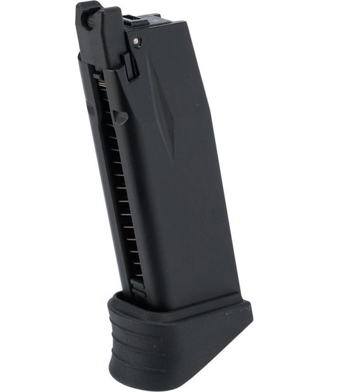 ICS 17rd Magazine for BLE-XPD and BLE-XMK Series Gas Blowback Airsoft Pistols