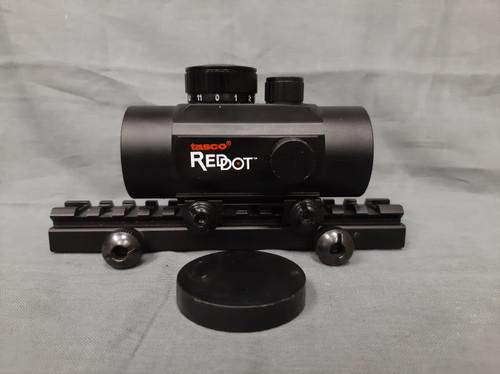 Tasco Pro Point 1x30mm 5 MOA Red Dot Rifle Scope