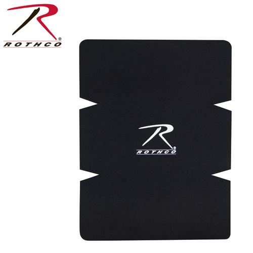 Rothco Neoprene Knee Pad Inserts - Black