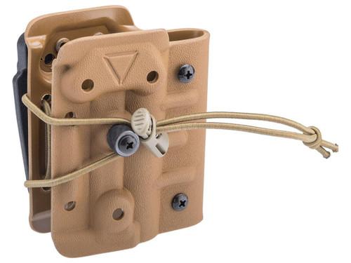 TMC W&T Kydex Quick Draw Holster for Tokyo Marui M870 Breacher Airsoft Shotgun (Color: Dark Earth)