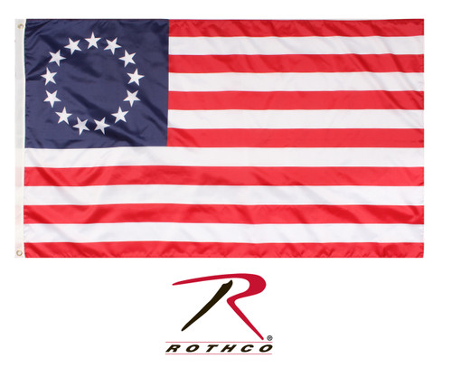 """Colonial Flag - 3"""" x 5"""""""