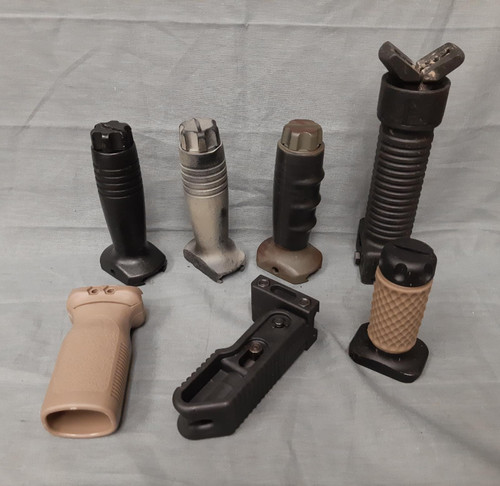 Various Vertical Grips - USED