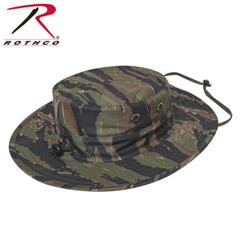 Rothco Adjustable Boonie Hat - Tiger Stripe