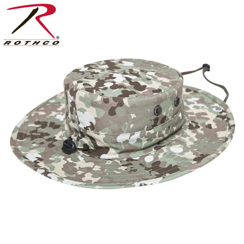 Rothco Adjustable Boonie Hat - Total Terrain Camo