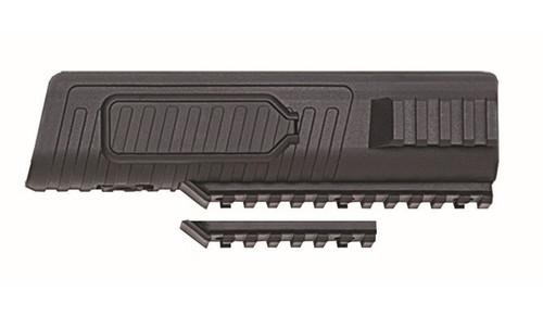 Flex Tactical Forend-Railed Black Syn