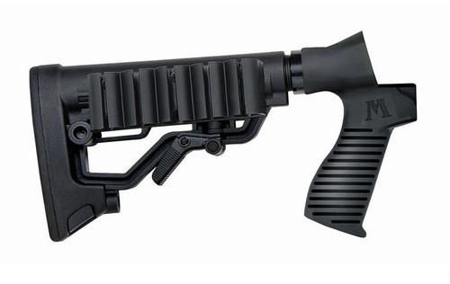 Flex 6 Position Adj Stock Tactical Style Black