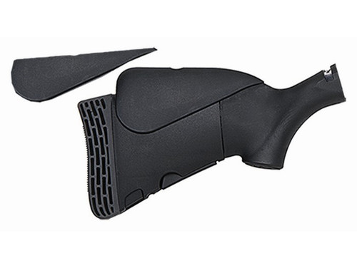 Flex 4 Position Adj Stock Dual Comb Hunting Black