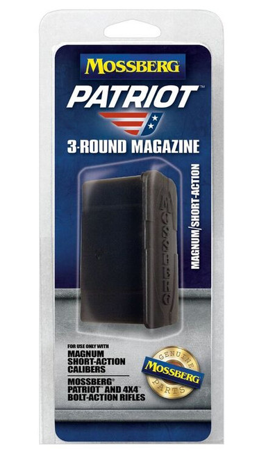 Mossberg Patriot 270/300 Wsm 3Rd Magazine