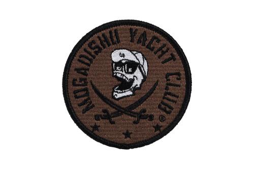 The Mogadishu Yacht Club - Moral Patch
