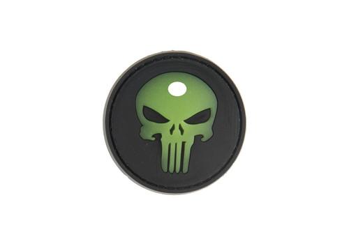 Punisher Skull Glow In The Dark Key Cover