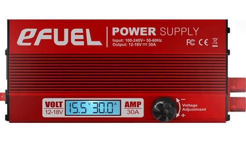 SkyRC eFUEL 540W/30A Regulated DC Power Supply