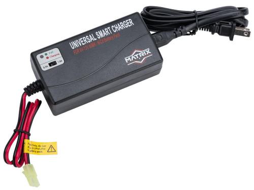 Matrix Universal Smart Charger for 6V-12V NiMh & NiCd Battery Packs w/ Deans Adapter