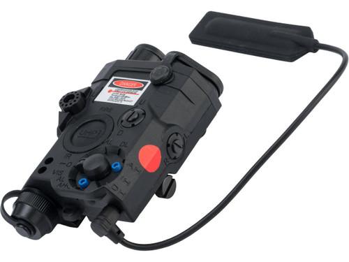 Element Dummy PEQ-15 Illuminator w/ Flashlight, Visible and IR Laser (Red Laser)