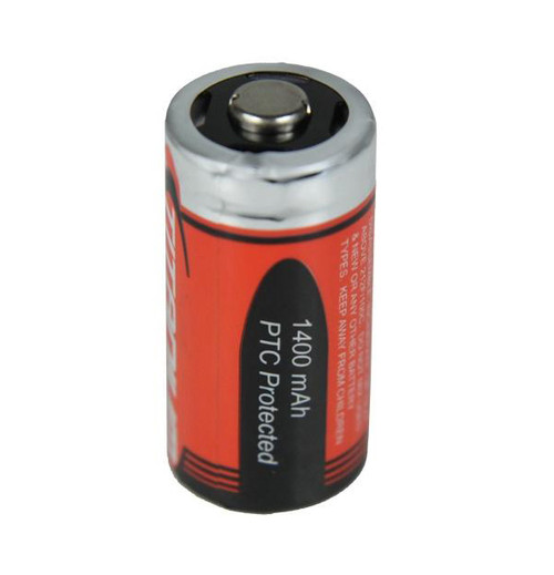 CR123 3 volts Lithium Battery - 1pc