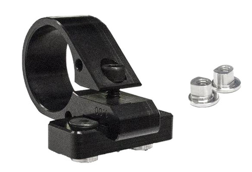 """Speed Airsoft KeyMod Flashlight Mount (Style: Extended / .83"""")"""