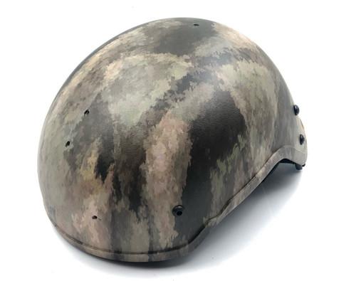 Bravo Airsoft Helmet - Lightweight Series in Digital Desert