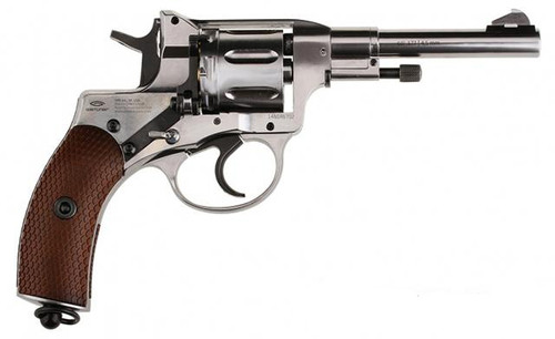 Gletcher NGT F CO2 BB Revolver - Silver