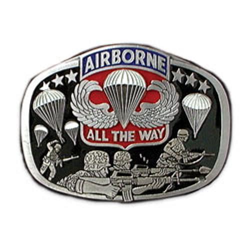Buckle - Airborne Belt Buckle
