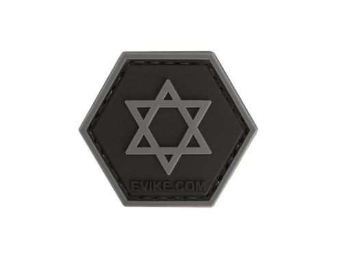 """Operator Profile PVC Hex Patch"" World Religion Series (Class: Judaism)"