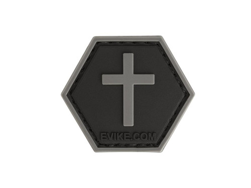 """""""Operator Profile PVC Hex Patch"""" World Religion Series (Class: Christianity)"""