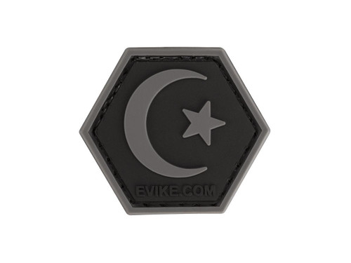 """Operator Profile PVC Hex Patch"" World Religion Series (Class: Islam)"