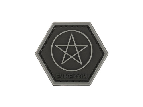 """""""Operator Profile PVC Hex Patch"""" World Religion Series (Class: Paganism)"""