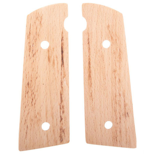 EMG Real Wood Grip Panels for Hudson H9 Series GBB Parallel Training Pistols