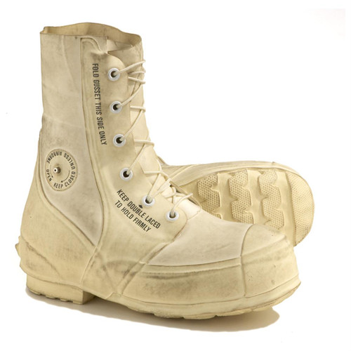 U.S. Armed Forces Bata Arctic Bunny Boots -Size 9 -As is