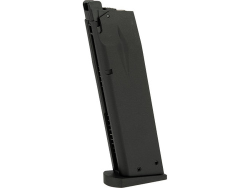 Spare Metal Magazine for KJW / Softair Licensed P226 KP01 Series Airsoft Gas Blowback Pistols