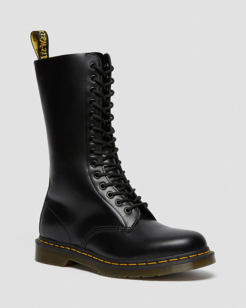 1914 Smooth Leather Men's Tall Boots (Size: 8) - FLOOR MODEL